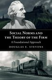 Social Norms and the Theory of the Firm (eBook, ePUB)