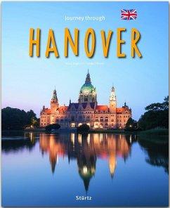 Journey through Hanover - Reise durch Hannover - O'Bryan, Linda; Chitty, Ruth