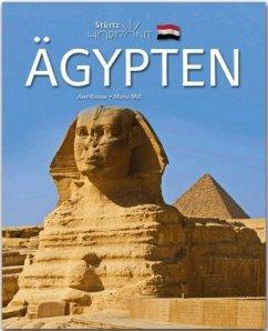 Horizont Ägypten - Krause, Axel; Mill, Maria