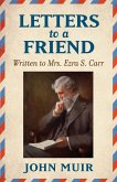 Letters to a Friend (eBook, ePUB)