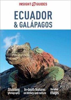 Insight Guides Ecuador & Galapagos (eBook, ePUB) - Guides, Insight