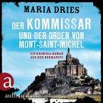 Der Kommissar und der Orden von Mont-Saint-Michel / Philippe Lagarde ermittelt Bd.3 (MP3-Download)