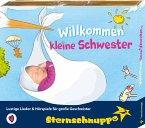 Willkommen kleine Schwester, 1 Audio-CD
