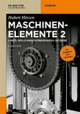 Maschinenelemente 2 (eBook, ePUB)