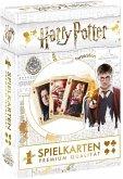 Number 1, Harry Potter, weiß neu (Spielkarten)