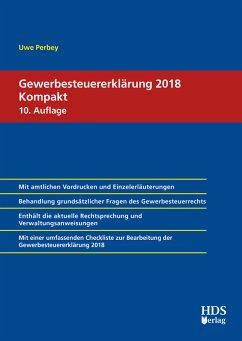 Gewerbesteuererklärung 2018 Kompakt (eBook, PDF) - Perbey, Uwe