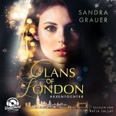 Hexentochter / Clans of London Bd.1 (1 Audio-CD, MP3 Format)