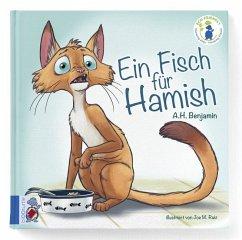 Ein Fisch für Hamish - Benjamin, A. H.
