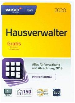 WISO Hausverwalter Professional 2020 (bis zu 150 Wohneinheiten)