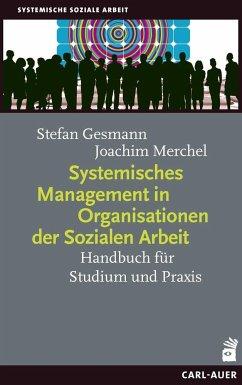 Systemisches Management in Organisationen der Sozialen Arbeit - Gesmann, Stefan; Merchel, Joachim