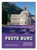 Feste-Burg-Kalender Andachtsbuch 2020
