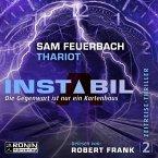 Instabil - Die Gegenwart ist nur ein Kartenhaus, 1 MP3-CD