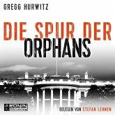 Die Spur der Orphans / Evan Smoak Bd.4 (1 MP3-CD)