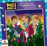 Spuk am Himmel / Die drei Ausrufezeichen Bd.62 (1 Audio-CD)