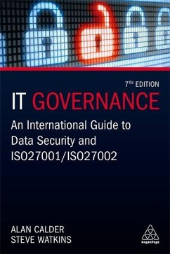IT Governance - Calder, Alan; Watkins, Steve