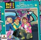 Der Graffiti-Code / Die drei Ausrufezeichen Bd.64 (1 Audio-CD)
