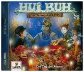 Hui Buh - neue Welt Folge - Der Tag der Ahnen, 1 Audio-CD / Hui Buh, das Schlossgespenst, neue Welt, Audio-CDs Tl.29