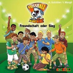 Freundschaft oder Sieg / Fußball-Haie Bd.10 (MP3-Download) - Schlüter, Andreas; Margil, Irene