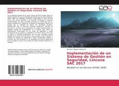 Implementación de un Sistema de Gestión en Seguridad, Lincuna SAC 2017