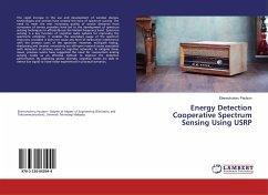 Energy Detection Cooperative Spectrum Sensing Using USRP