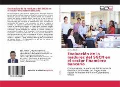 Evaluación de la madurez del SGCN en el sector financiero bancario