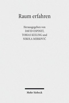 Raum erfahren (eBook, PDF)