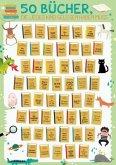 50 Kinderbücher, die du gelesen haben musst