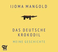 Das deutsche Krokodil, 1 Audio-CD - Mangold, Ijoma