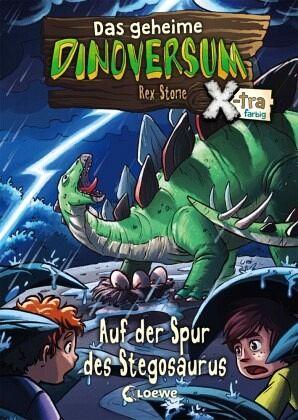 Buch-Reihe Das geheime Dinoversum X-tra