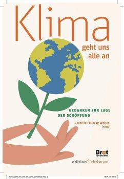 Klima geht uns alle an - Füllkrug-Weitzel, Cornelia