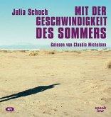 Mit der Geschwindigkeit des Sommers, 1 MP3-CD