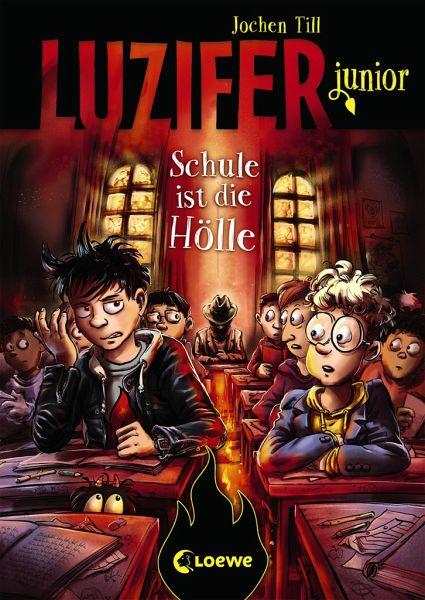 Buch-Reihe Luzifer junior
