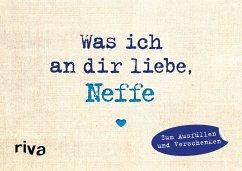 Was ich an dir liebe, Neffe - Miniversion - Reinwarth, Alexandra