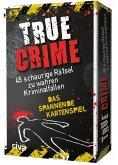 True Crime - 45 schaurige Rätsel zu wahren Kriminalfällen (Spiel)