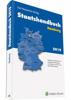 Staatshandbuch Hamburg 2019 / Staatshandbuch