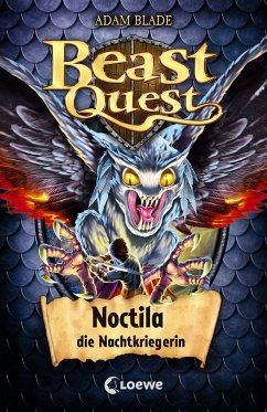 Noctila, die Nachtkriegerin / Beast Quest Bd.55 - Blade, Adam