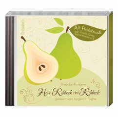Herr Ribbeck von Ribbeck, 1 Audio-CD - Herr Ribbeck von Ribbeck, 1 Audio-CD