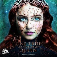 Von Sternen gekrönt / One True Queen Bd.1 (1 MP3-CDs) - Benkau, Jennifer