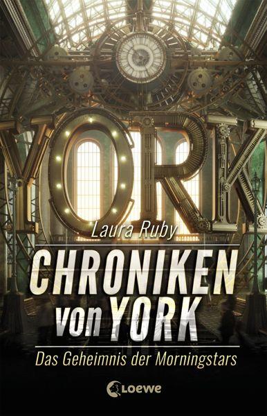 Buch-Reihe Chroniken von York