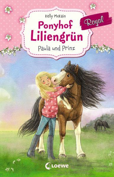 Buch-Reihe Ponyhof Liliengrün Royal