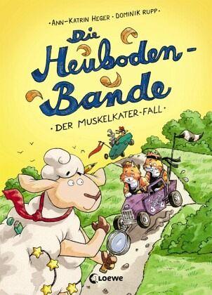 Buch-Reihe Die Heuboden-Bande
