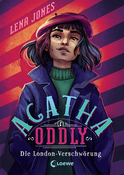 Buch-Reihe Agatha Oddly