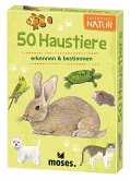 Expedition Natur: 50 Haustiere