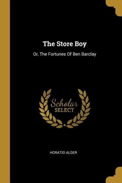 The Store Boy: Or, The Fortunes Of Ben Barclay