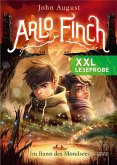 XXL Leseprobe: Arlo Finch. Im Bann des Mondsees (eBook, ePUB)