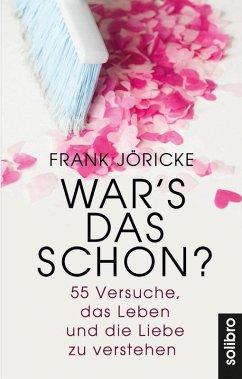 War's das schon? (eBook, ePUB) - Jöricke, Frank