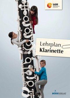 Lehrplan Klarinette (eBook, PDF)
