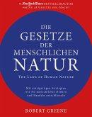 Die Gesetze der menschlichen Natur - The Laws of Human Nature (eBook, ePUB)