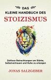 Das kleine Handbuch des Stoizismus (eBook, ePUB)