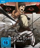 Attack on Titan - 1. Staffel - Vol. 1 - Ep. 1-7 Limited Edition